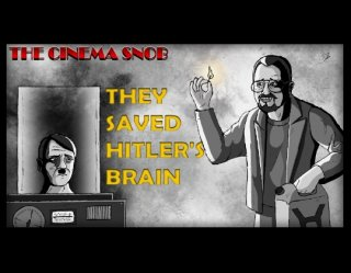 Cinema Snob: THEY SAVED HITLER'S BRAIN