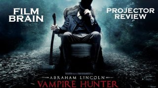 Film Brain: Projector: Abraham Lincoln Vampire Hunter