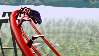 Giant Bomb: Quick Look: Roller Coaster Rampage