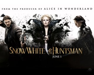 JesuOtaku Reviews: VLOG: Snow White and the Huntsman
