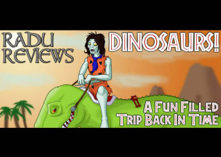 Obscurus Lupa Presents: Radus: Dinosaurs! A Fun-Filled Trip Back in Time