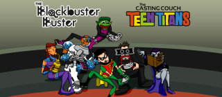 Blockbuster Buster: Casting Couch: The Teen Titans