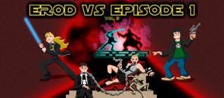 Blockbuster Buster: ERod vs. Episode I, vol.3