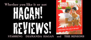 Diamanda Hagan: Diamanda Hagan reviews Maniac Nurses find Ecstasy HD