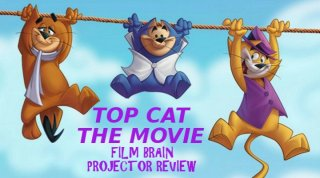 Film Brain: Projector: Top Cat - The Movie