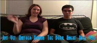 MarzGurl: Just Yet Another Opinion: The Dark Rises Vlog