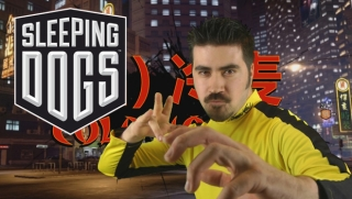 Angry Joe Show: Sleeping Dogs