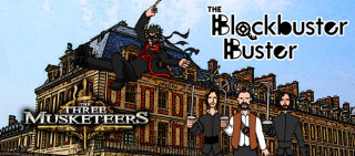 Blockbuster Buster: The Three Musketeers review