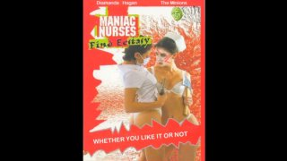 Diamanda Hagan: Flubs: Maniac Nurses find Ecstasy Review