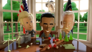 Giant Bomb: Quick Look: The Political Machine 2012