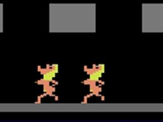Weird Video Games: Beat 'em And Eat 'em (Atari 2600)