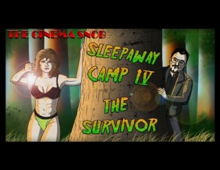 Cinema Snob: SLEEPAWAY CAMP IV: THE SURVIVOR