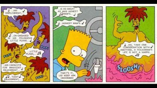 AT4W: Bart Simpson's Treehouse of Horror #2