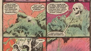 AT4W: LOTD: Saga of the Swamp Thing vol. 1