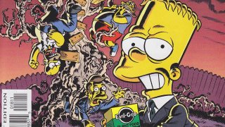 AT4W: LOTD: The Simpsons Treehouse of Horror #18