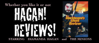 Diamanda Hagan: Diamanda Hagan review Blackbeards Ghost SD