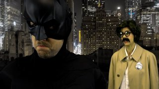 Doug Walker: Demo Reel: The Dark Knight Begins Rising Part 1