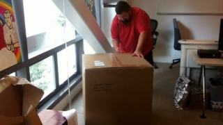 Giant Bomb: Giant Bomb Mailbag: A Massive Box Appears