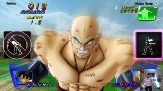 Giant Bomb: Quick Look: Dragon Ball Z for Kinect