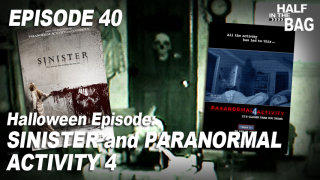 Red Letter Media: Half in the Bag: Sinister and Paranormal Activity 4