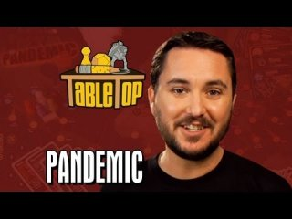 TableTop: Pandemic: Morgan Webb, Ed Brubaker, and Robert Gifford Join Wil on TableTop, episode 14