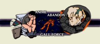 Anime Abandon: Gall Force