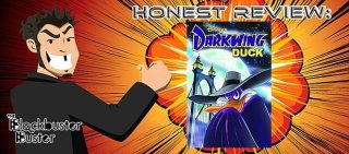 Blockbuster Buster: Honest Review: Darkwing Duck