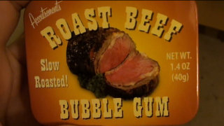 Brad Jones: Brad Tries Gourmet Bubble Gum & Gummy Bacon