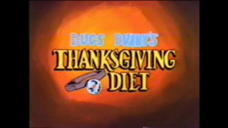Brad Jones: DVD-R Hell: Bugs Bunny's Thanksgiving Diet