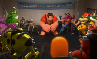 Brad Jones: Wreck-It-Ralph