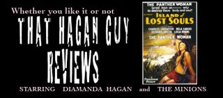 Diamanda Hagan: Special Review: The Island of Lost Souls