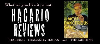 Diamanda Hagan: Special Review: The Most Dangerous Game