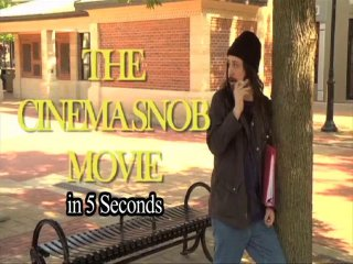 Diamanda Hagan: The Cinema Snob Movie in 5 Seconds