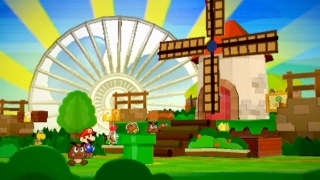 Giant Bomb: Quick Look: Paper Mario: Sticker Star