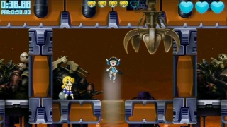 Giant Bomb: Wii U Launch: Mighty Switch Force: Hyper Drive Edition