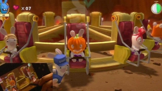 Giant Bomb: Wii U Launch: Rabbids Land