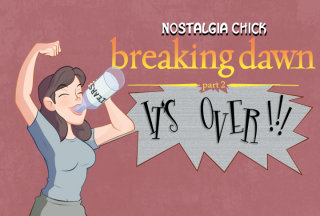 Nostalgia Chick: Not Another Breaking Dawn