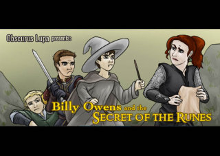 Obscurus Lupa Presents: Billy Owens and the Secret of the Runes