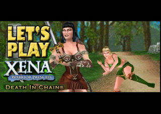 Obscurus Lupa Presents: Let's Play - Xena: Death in Chains (Part 2)