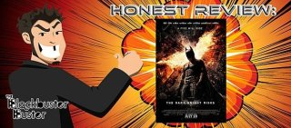 Blockbuster Buster: Honest Review: The Dark Knight Rises