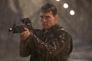 Brad Jones: Jack Reacher