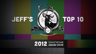 Giant Bomb: Game of the Year 2012: Jeff's Top 10