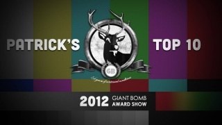 Giant Bomb: Game of the Year 2012: Patrick's Top 10