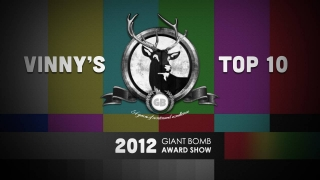 Giant Bomb: Game of the Year 2012: Vinny's Top 10
