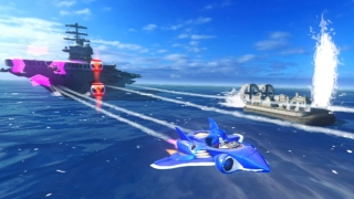 Giant Bomb: Quick Look: Sonic & All-Stars Racing Transformed