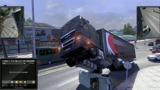 Giant Bomb: Quick Look: Euro Truck Simulator 2