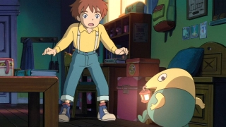 Giant Bomb: Quick Look: Ni No Kuni: Wrath of the White Witch