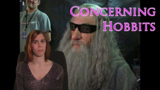 JesuOtaku Reviews: Hollywood Drive: Concerning Hobbits