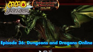 MMO Grinder: Dungeons and Dragons Online (Episode 36)