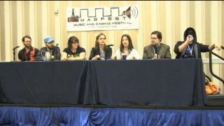 Nostalgia Chick: Chez Panel Highlights from MAGfest XI